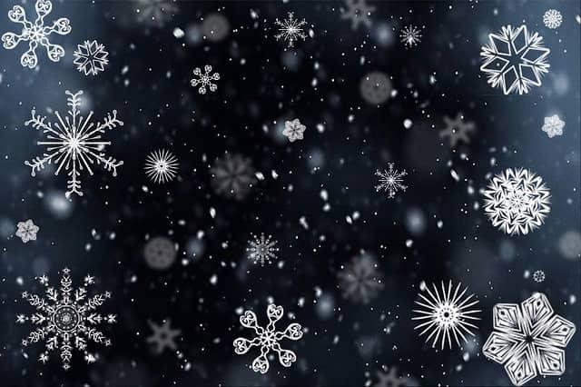 Сон снежинка