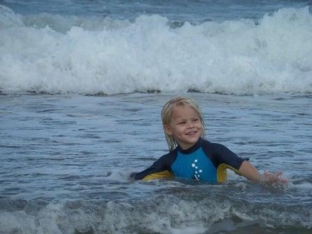 Сонник плавать в море
