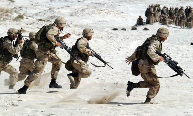 К чему снится война мужчине